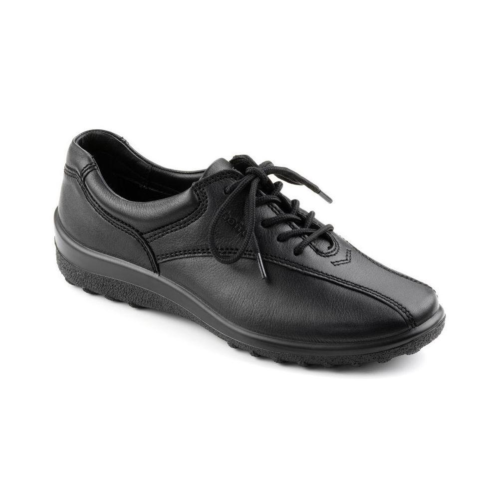 Tono más cálidos Damas Con Cordones Ancho (estándar) montaje montaje montaje Comodidad Zapatos Negro Rrp  edición limitada