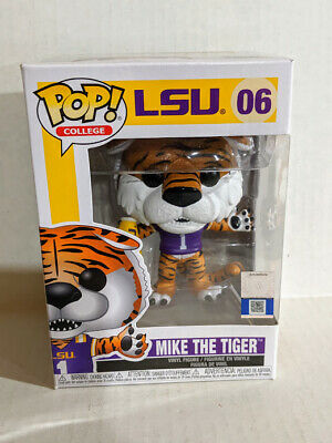LSU Mike The Tiger Vinyl Figure #42860 Funko Pop College