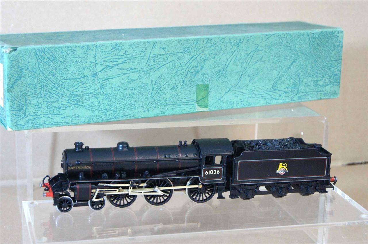 Nu Fundido Djh Kit Montado Br 4 6 0 B1 Class Loco 61036 Ralph Assheton Portescap