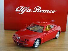 SOLIDO ALFA ROMEO GTV 1995 RED CAR MODEL 1:43 5915799 HK799