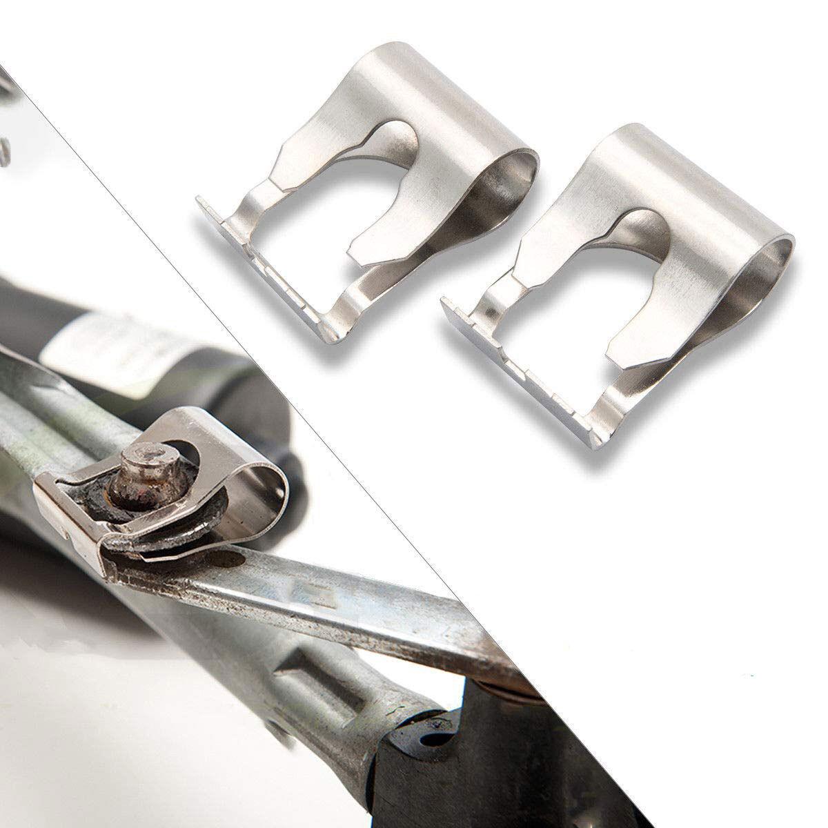 Kit Riparazione Tiranteria Tergicristallo Motore Per Fiat Punto Ebay