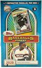 Topps 2020 Finest Flashbacks Baseball Hobby Box - 2 Pack