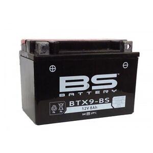 batteria bs ytx9-bs kymco venox 250 | ebay