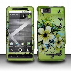 Design-Rubberized-Hard-Case-for-Motorola-Droid-X-MB810-Hawaiian-Flower