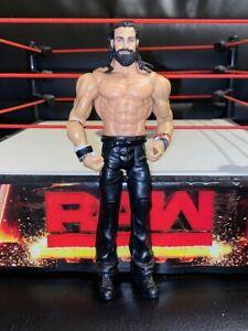 WWE-Mattel-action-figure-BASIC-88-ELIAS-Raw-SMACKDOWN-kid-toy-PLAY-Wrestling