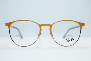 251e0cde9b BRAND NEW RAY BAN RB 6375 2949 ORANGE AUTHENTIC EYEGLASSES RX 6375 ...