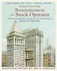 Reminiscences of a Stock Operator by Edwin Lefevre, Jon D. Markman (Hardback, 2010)