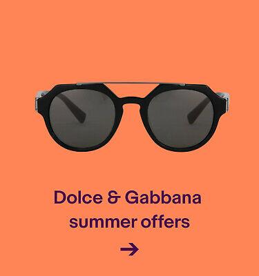 Dolce & Gabbanasummer offers