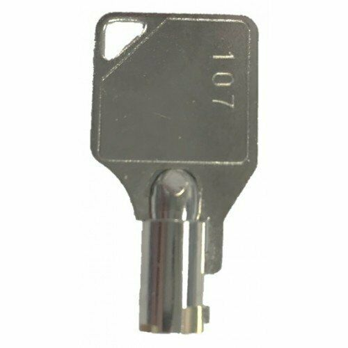 Haes Systems Spare Fire Alarm Panel Key Number 107