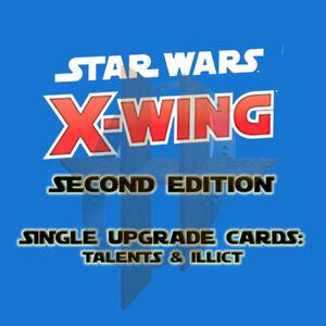 X-Wing 2.0 Debris Gambit Talent Upgrade