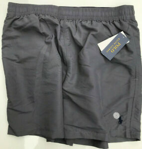 Polo Ralph Lauren Badeshorts Badehose grau Gr. XL