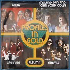 "Profiles In Gold (Abba/Spinners/Firefall/England Dan), NEW U.S. 7"" vinyl single"