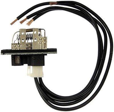Dorman 973-502 HVAC Blower Motor Resistor Kit