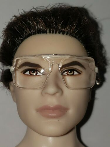 New Barbie Doll BMR1959 Ken Accessory Clear SQUARE glasses