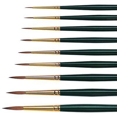 Pro Arte Pure Sable Watercolour Brush Series 3 Round Size 5