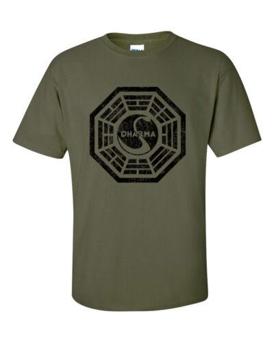 Dharma Initiative logo various colours