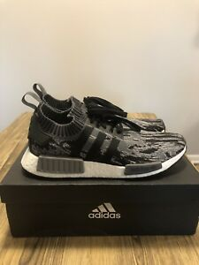 new style 22f9f 32a28 Image is loading Men-s-ADIDAS-NMD-R1-BB2884-Glitch-Camo-
