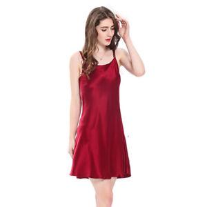 6df7cd00a4a Image is loading Lilysilk-Sleepwear-100-Pure-Silk-Nightgowns-Women-039-