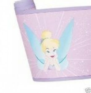 Details About Disney Tinkerbell Enchanted Wallpaper Border