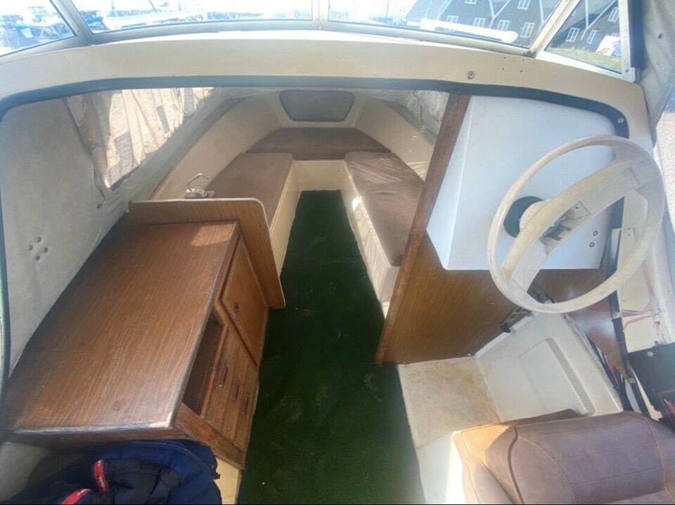 Nordan, Kabinebåd, 18 fod