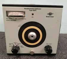 Bruel Amp Kjaer 4291 Accelerometer Calibrator 10ms2 Peak C1019