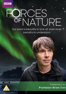 Forces-of-Nature-DVD-2016-Professor-Brian-Cox-cert-PG-2-discs-NEW