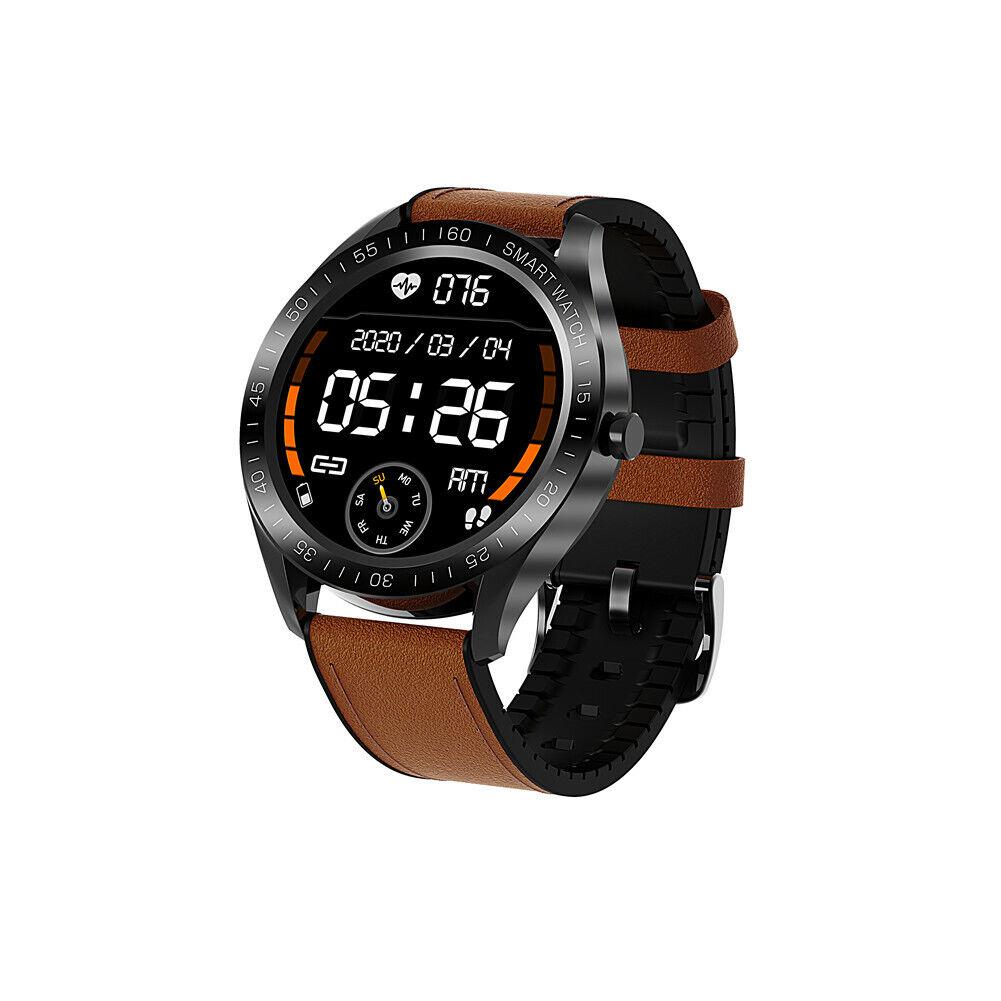 Smart Watch Heart Rate Sport Bracelet Calls Reminder for Samsung S20 S10 S9 S8 +