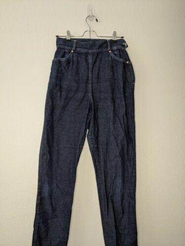 Vivien of holloway 14 Side Zip Retro Jeans