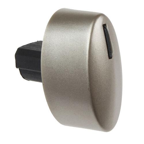 Cuisinière Plaques de cuisson 2 contrôle de qualité supérieure Argent Cadran Interrupteur Knob pour NEFF Four
