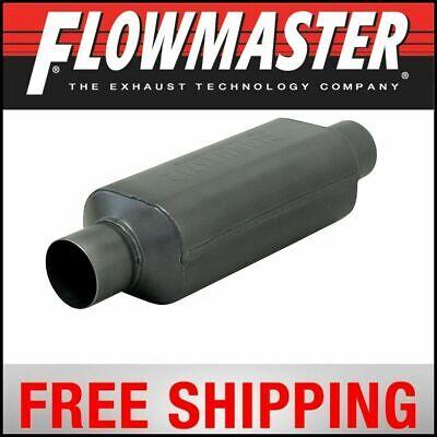 Flowmaster 12518409 Flowmaster Super HP-2 Muffler 409SS