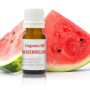 10-ml-Watermelon-Fragrance-Oil-for-Soap-Candle-Cosmetics-Highly-Concentrated