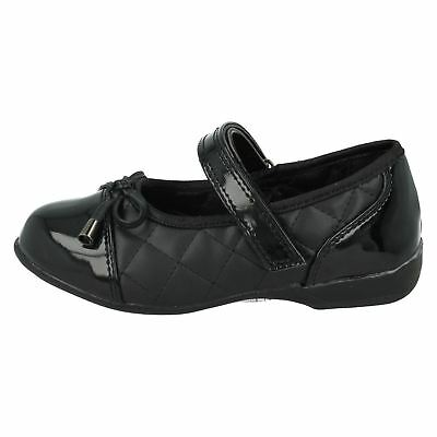 Cool 4 School H2424 Mädchen elegant schwarz Balletschuhe
