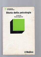 storia della psicologia - a cura di paolo legrenzi -