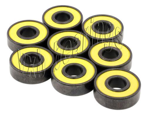 VXB Inline//Roller Hockey//Blade Skate Wheel Ball Bearing
