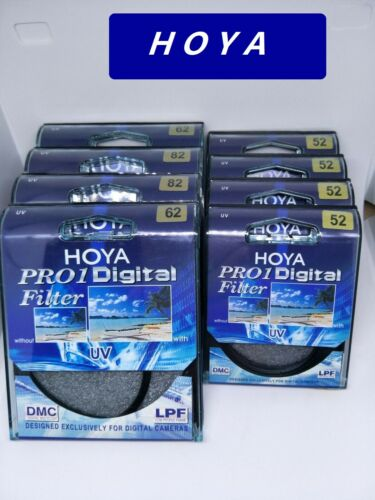 Hoya UV 58mm Pro1 Digital DMC LPF Filter Multicoated Pro 1D ~ Genuine NEW