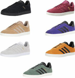 new arrival e9032 b63a9 Image is loading adidas-Originals-Men-039-s-Gazelle-Sneaker-7-