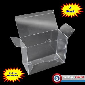 FP3 Protectors / Cases for 2 pack Funko Pop Vinyl Protector ( x2)