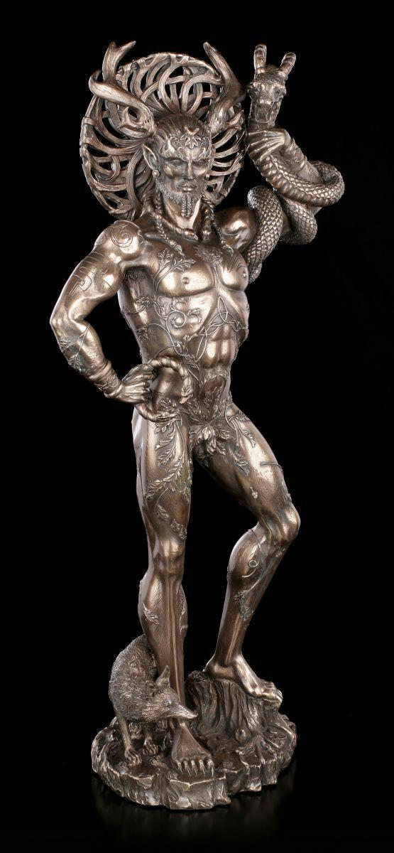 Gree Cernunnos  cifra - Cornuto Dio - maxine miller Celtic Götter fantasycc  Sconto del 70%
