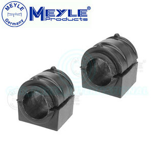 2x Meyle ARB Anti Roll Bar Bushes Front Axle Left and Right No: 18-14 615 0000