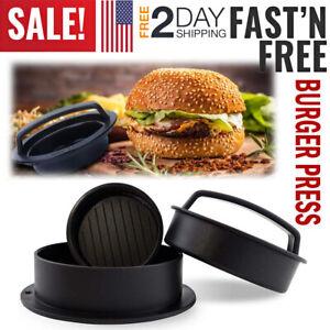 Cookie Presses Non-Stick Plastic Stuffed Burger Press and Mini ...