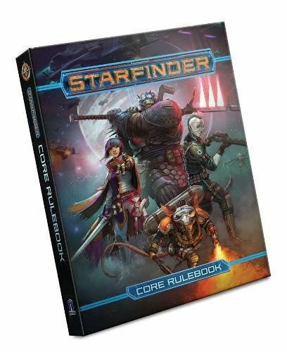 STARFINDER ROLEPLAYING GAME STARFINDER CORE RULEBOOK