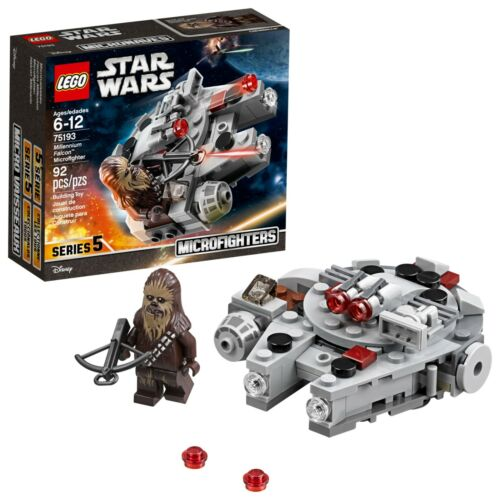 LEGO® Star Wars™ Millennium Falcon™ Microfighter 75193 92 Pcs