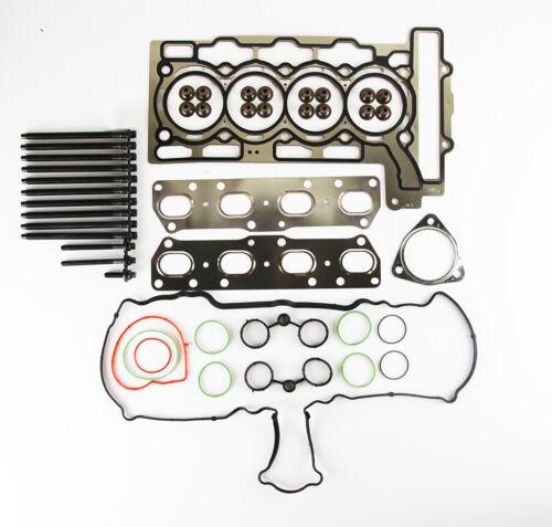 Head Gasket Set /& Bolts for Peugeot RCZ 1.6 16v EP6DT
