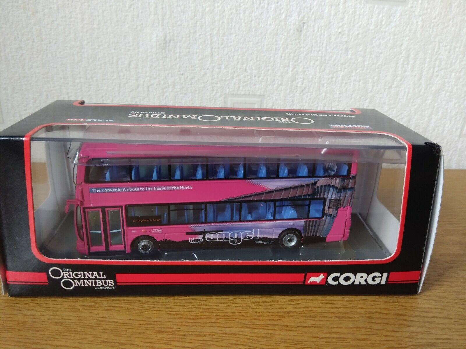 CORGI OM41222 eATE A NORD EST autobus