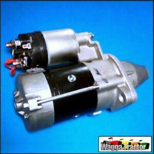 Details about SMT5919 12 Volt Starter Motor Massey Ferguson TEA20 Tractor  replaces 6 Volt unit