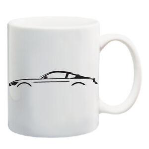 2019-Ford-Mustang-Silhouette-11-OZ-Tazza-da-caffe-prestazioni-Muscle-Cars-5-0-Racing