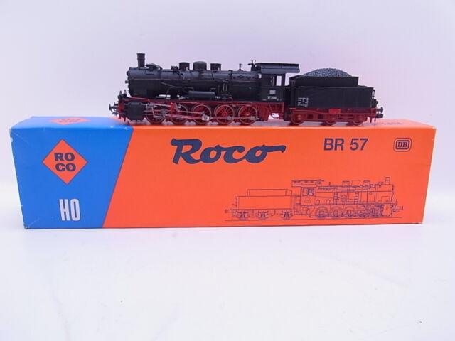 LOT 40156 | Schöne Roco H0 04116A Dampflok BR 57 der DB in OVP
