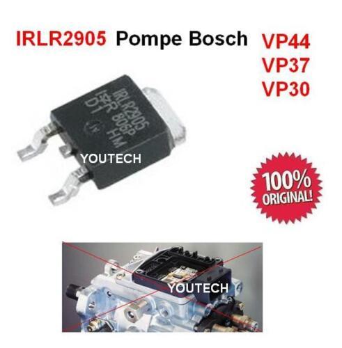 VP30 VP37 VP29 Transistor IRLR2905 pour réparation pompe injection Bosch VP44