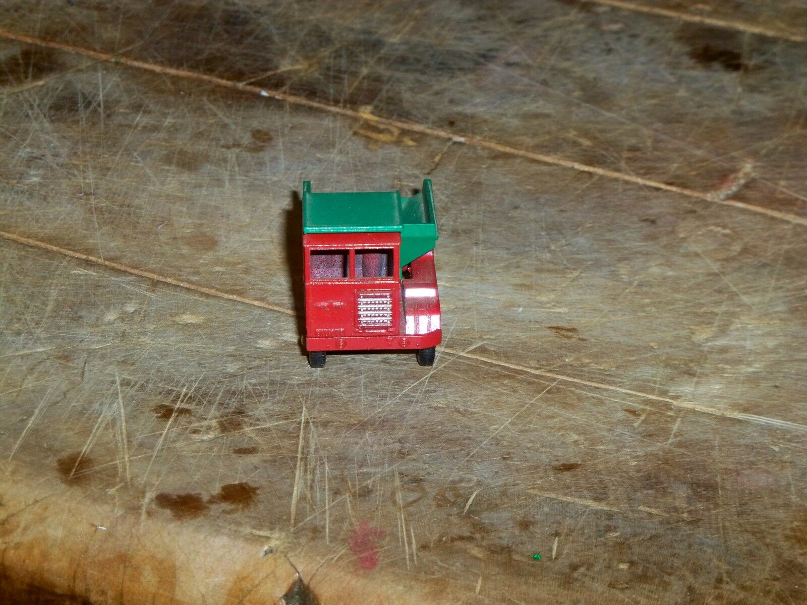 Matchbox No 2 Muir Hill Dumper Paint looks Great  No box