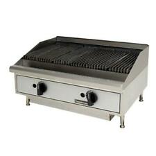 Toastmaster Tmlc24 24 In Pro Series Countertop Lava Rock Gas Charbroiler